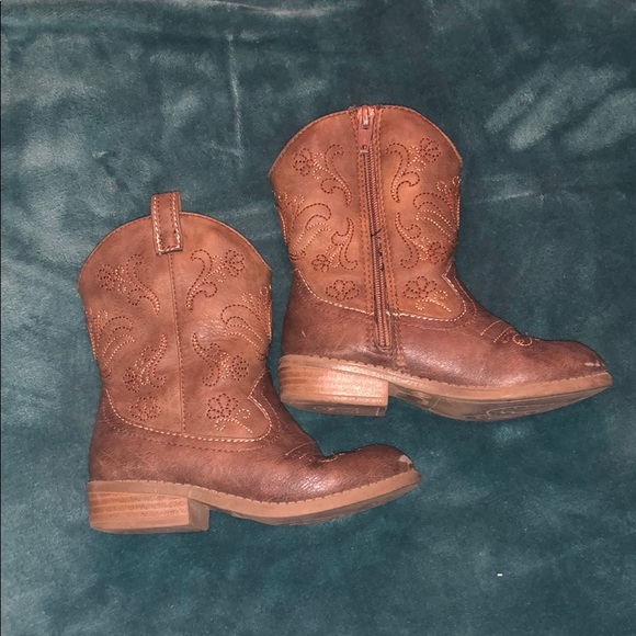 3e6a45ce452 Size 10 Girls Cat & Jack Cowgirl Boots